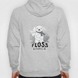 Floss Dance  Move Polar Bear Hoody