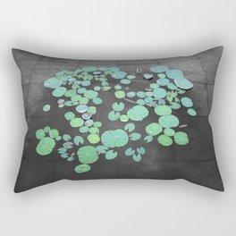 Lillies Rectangular Pillow