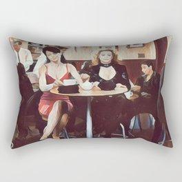Fran & Val Rectangular Pillow