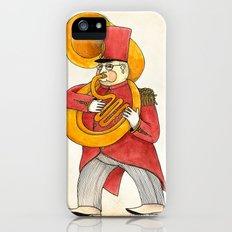 García, tuba iPhone (5, 5s) Slim Case