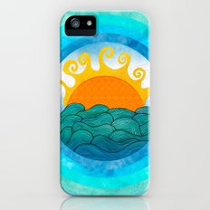 A Happy Day iPhone (5, 5s) Slim Case