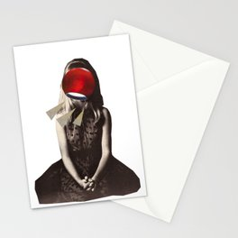 She Loves Lamp Stationery Cards