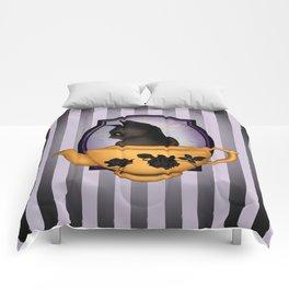 Teapot Cat Comforters