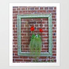 Frame It Art Print