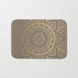 Gold Mandala 4 Badematte