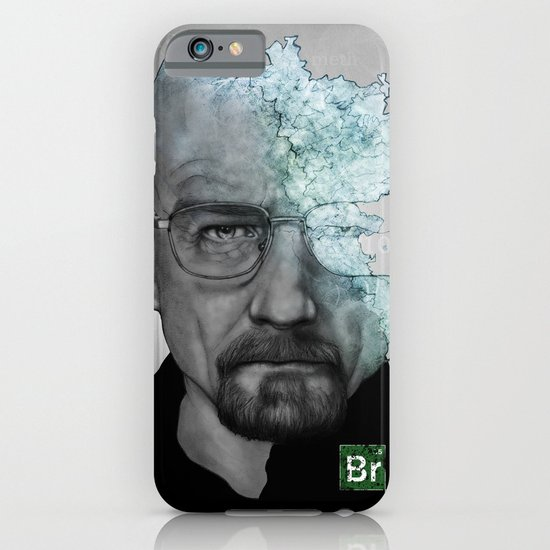 Walter White/Breaking Bad iPhone & iPod Case