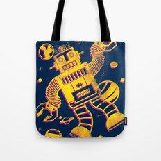 Cosmo Robot Tote Bag