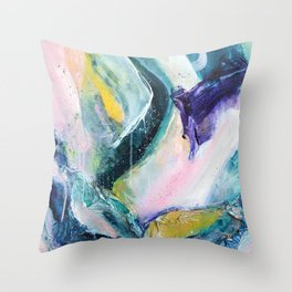 The Sweetest Surprise Throw Pillow