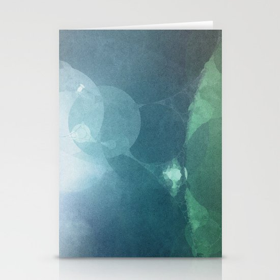 Above The Surface Stationery Cards