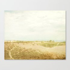 Sleeping Bear Sand Dune Canvas Print