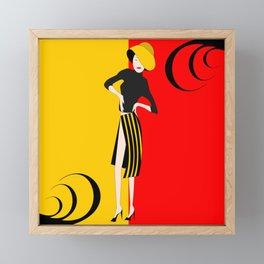 FaSSion Framed Mini Art Print