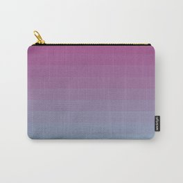 Taro Gradient Carry-All Pouch