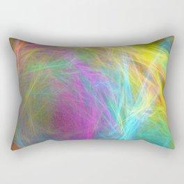 HoloNest Rectangular Pillow