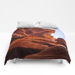 Antelope Canyon  #8 Comforters