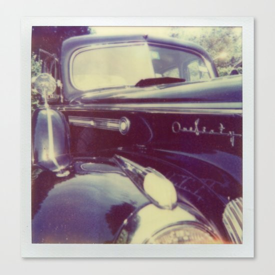 Classic Car Canvas Print