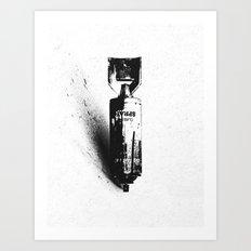 Weapon of Mass Creation Art Print