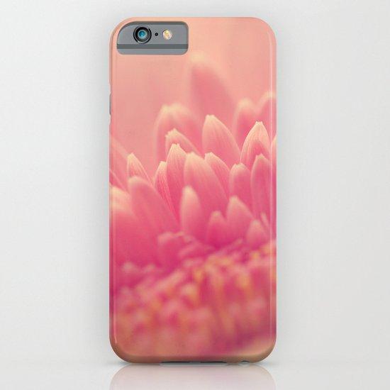 Pink Gerbera Daisy iPhone & iPod Case