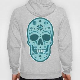 Sugar Skull Blues Hoody