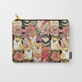 Because Shiba Inu Carry-All Pouch