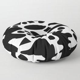 Abstract Pattern 13 Floor Pillow
