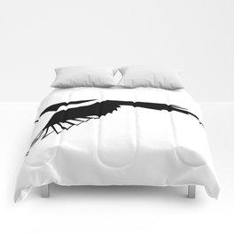 Pica Pica (magpie)  one Galery Giftshop Comforters
