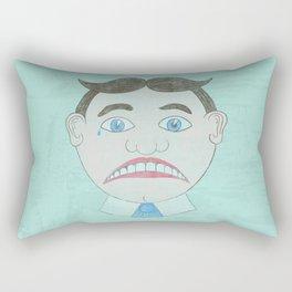 Sad Tillie - Asbury Park, NJ Rectangular Pillow