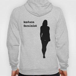 Badass Feminist Hoody