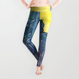 Philadelphia Skyline Leggings