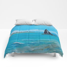Black Sails Catamaran Comforters
