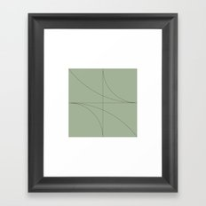 #529 Illusionist – Geometry Daily Framed Art Print