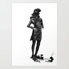 CMA Art Print