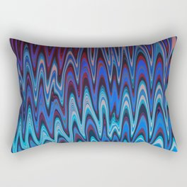 Turbulence Rectangular Pillow