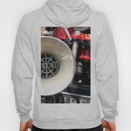 Old Fire Truck Hoody