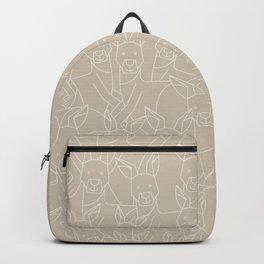 Minimalist Kangaroo Backpack