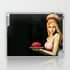 Cooking for zombies Laptop & iPad Skin