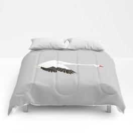 Snow Goose Comforters