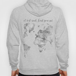 Find Yourself Hoody