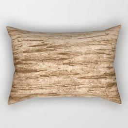 Big tree trunk Rectangular Pillow