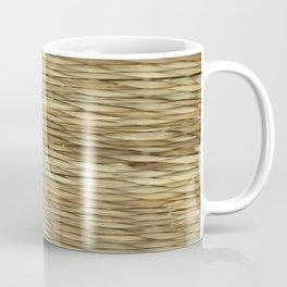 Weaved texture Coffee Mug