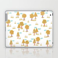 Butterfly Garden - Trees Laptop & iPad Skin