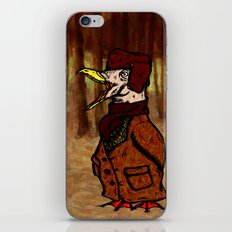 A seagull iPhone & iPod Skin