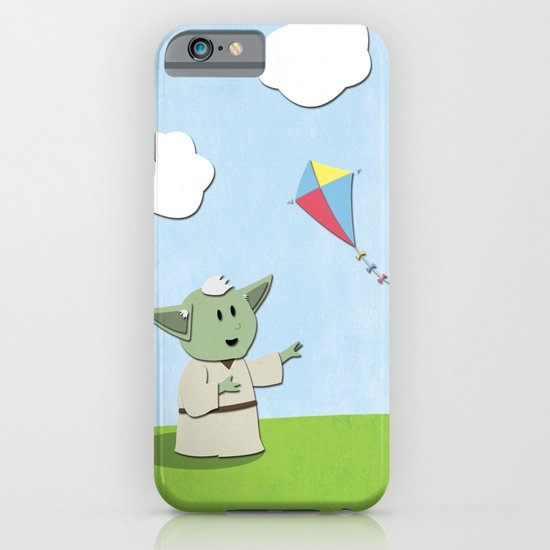 SW Kids - Yoda Kite iPhone & iPod Case