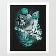r+evolution. Art Print