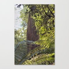 Wood Monolith Canvas Print