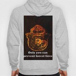 Smokey the Bear Hoody