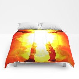 Soul On Fire Comforters