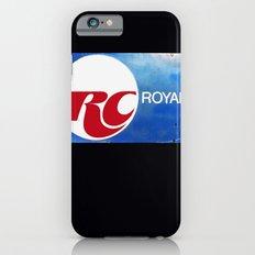 R C Royal Crown Cola Slim Case iPhone 6s