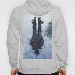The Invisible Man Front View Hoody