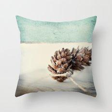 winter moods Throw Pillow