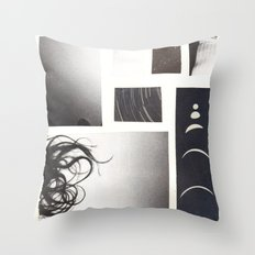 I Wanted To Lift Myself Up Throw Pillow